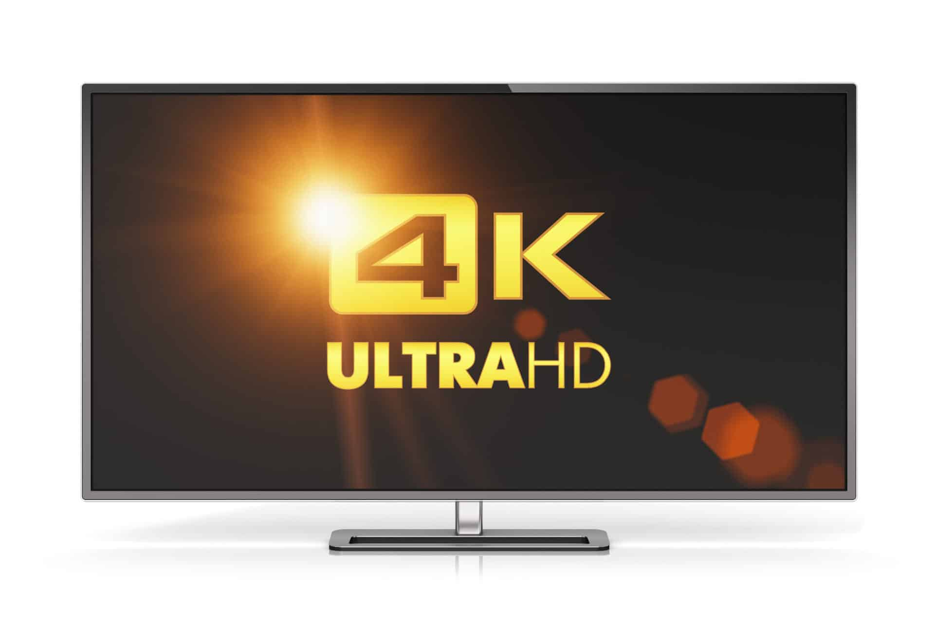 fladskaerms tv standard uhd ultra hd og 4k