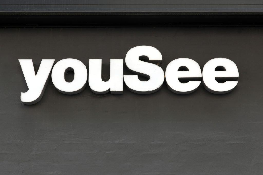 yousee logo for streaming musik service